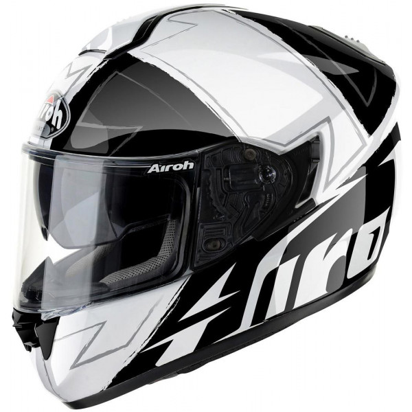 Airoh ST701 Way fullface helmet black gloss