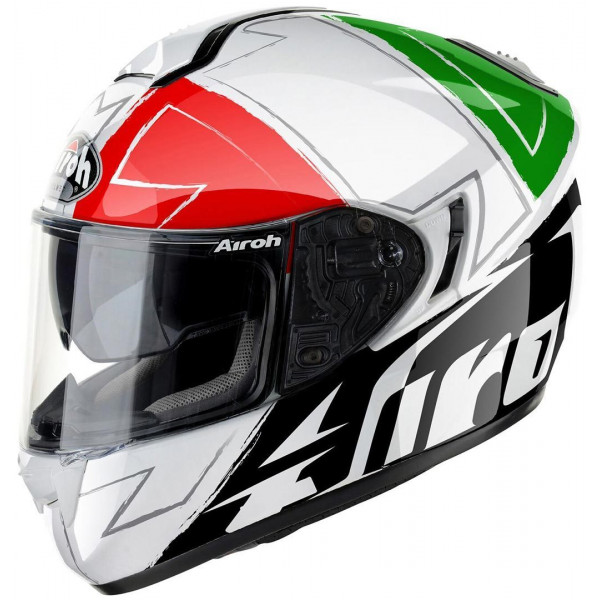 Airoh ST701 Way fullface helmet gold gloss