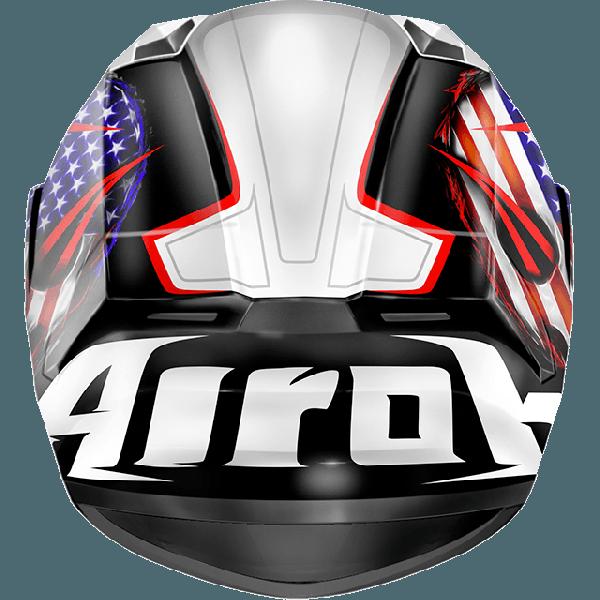 Airoh Valor Pinlock Ready  Sam full face helmet black gloss
