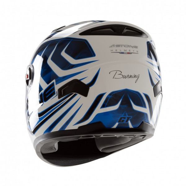 Astone Helmets GT Burning full face helmet blue