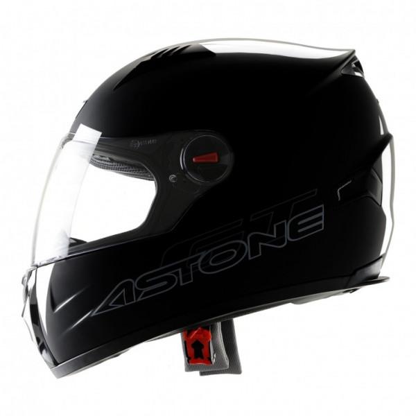Astone Helmets GT full face helmet gloss black