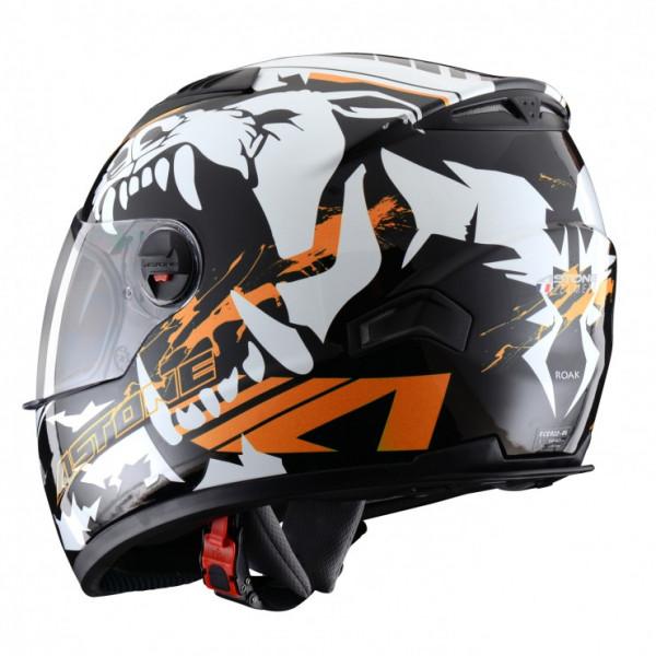 Astone Helmets GT Roak full face helmet Fluo Orange