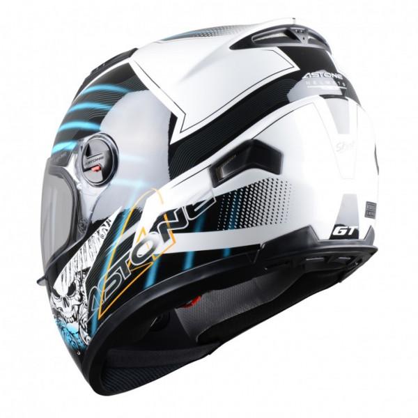 Astone Helmets GT Skart full face helmet black blue