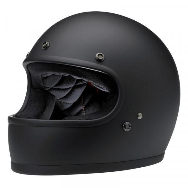 Biltwell full face helmet Gringo Flat black