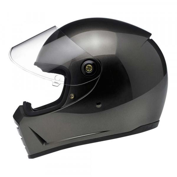 Biltwell full face helmet Lane Ssplitter metallic bronze