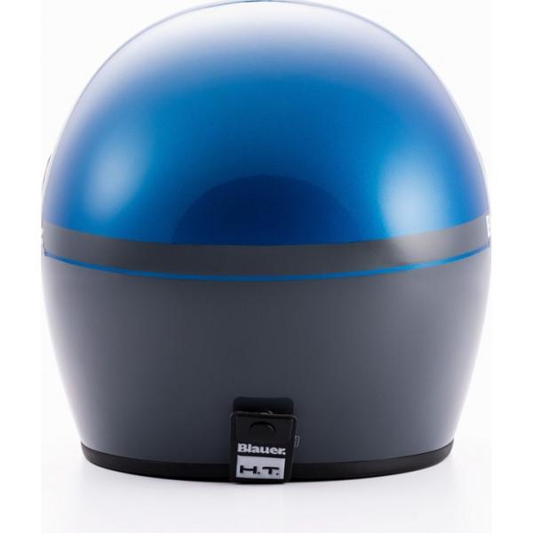 Blauer 80's full face helmet fiber Blue