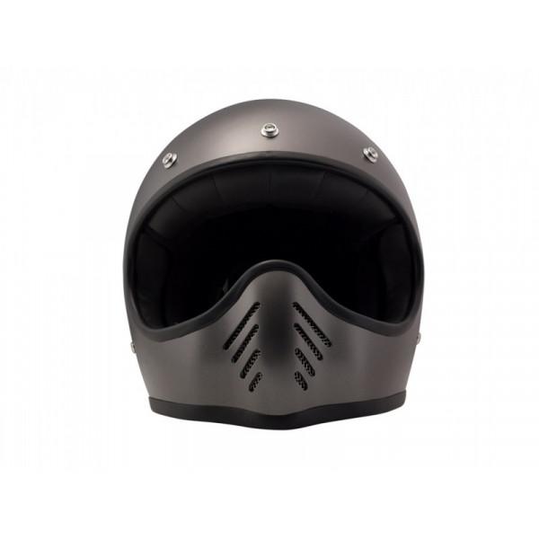 DMD Seventyfive full face helmet Metallic Grey
