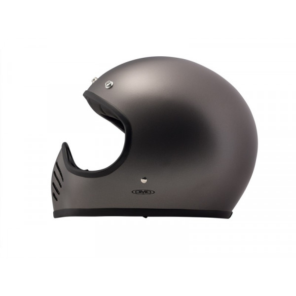 DMD Seventyfive full face helmet Metallic Grey