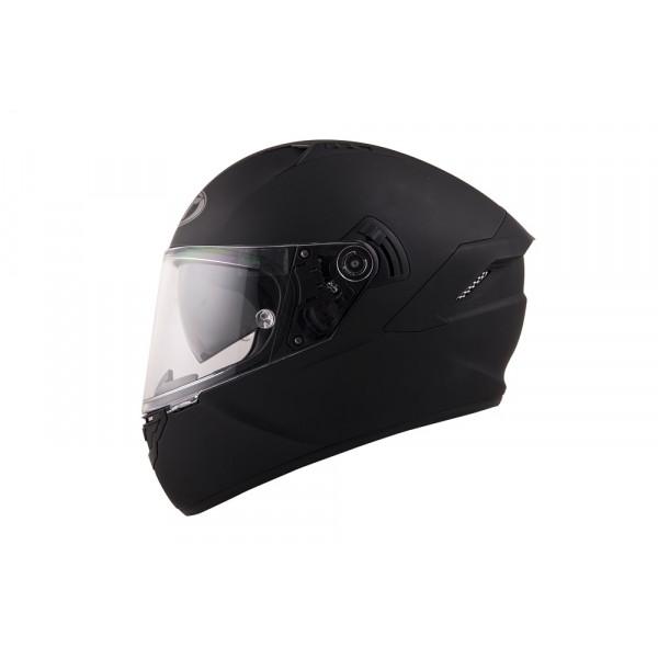 Kyt full face helmet NF-R Plain matt black