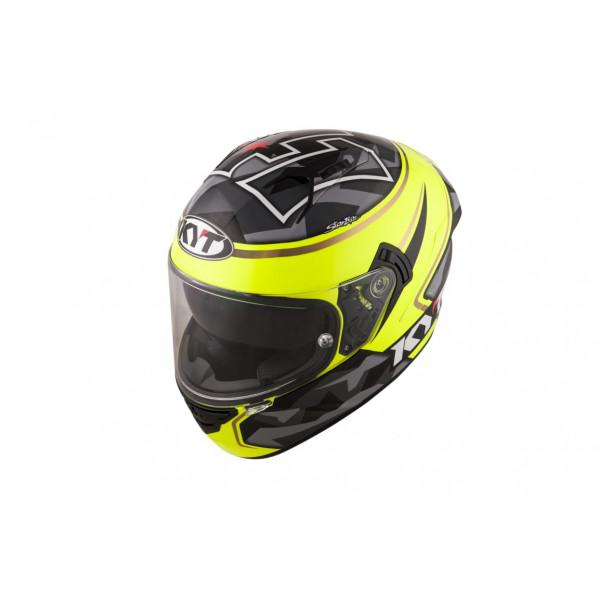 Kyt full face helmet NF-R Replica Espargarò grey