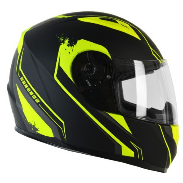 Origine Tonale Power full face helmet Yellow Black