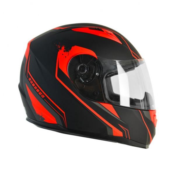 Origine Tonale Power full face helmet Red Black