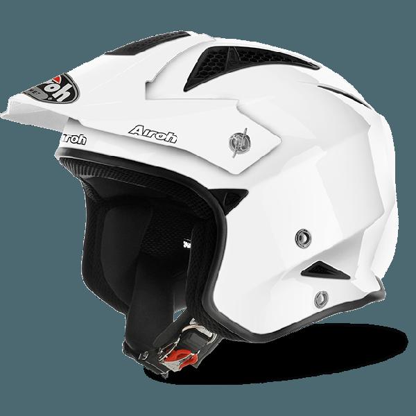 Airoh Trr S Color jet helmet white gloss