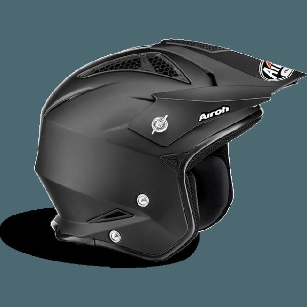 Airoh Trr S Color jet helmet black matt