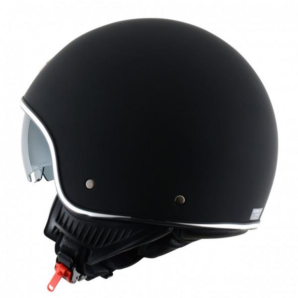 Astone Helmets 66 jet helmet matt black