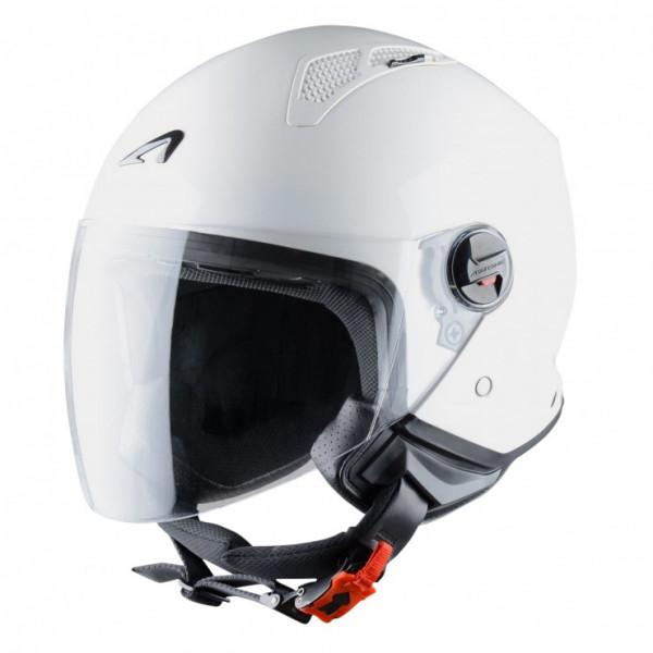 Astone Helmets Minijet helmet Gloss White