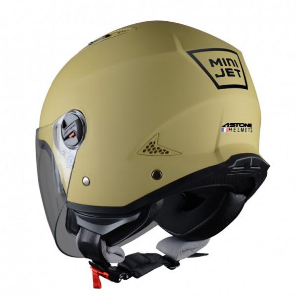 Astone Helmets Minijet Desert jet helmet