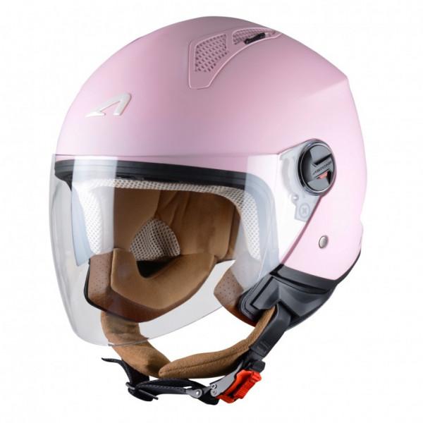 Astone Helmets Minijet Flamingo jet helmet