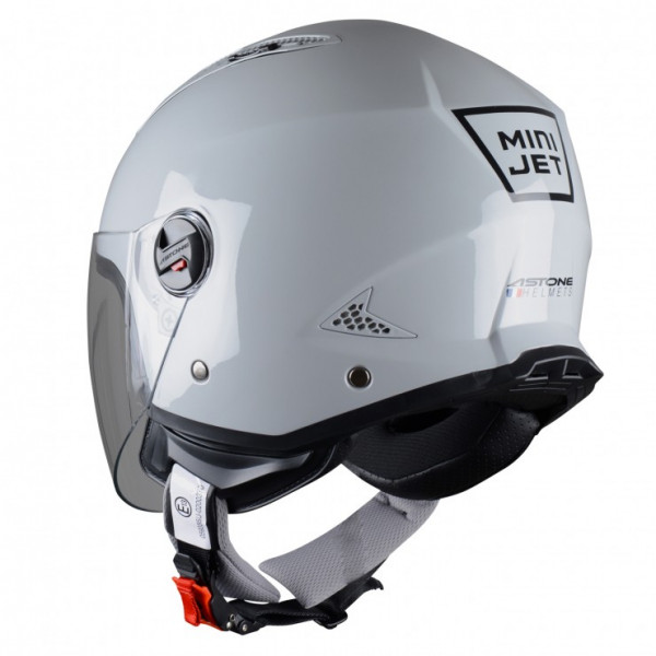 Astone Helmets Minijet helmet Light Grey