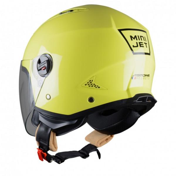 Astone Helmets Minijet Lemon jet helmet