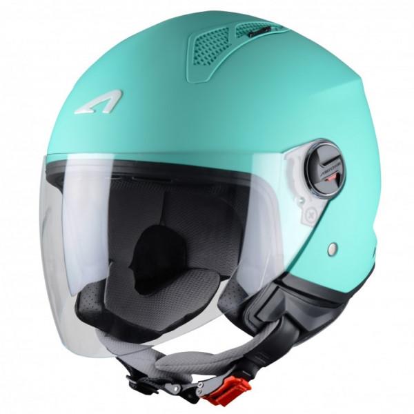 Astone Helmets Minijet Mint jet helmet Matt