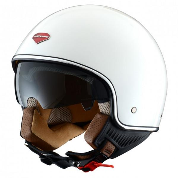Astone Helmets Minijet Retro jet helmet white