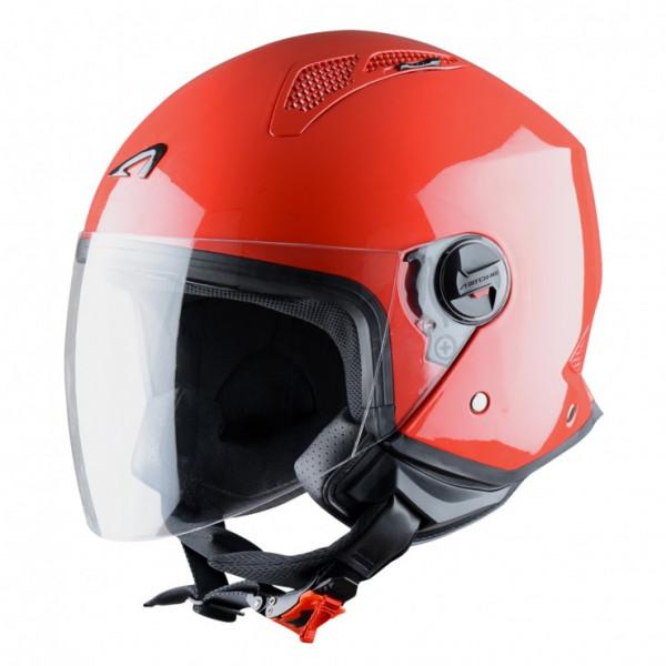 Astone Helmets Minijet helmet red