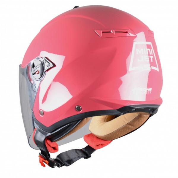 Astone Helmets Minijet S Cherry jet helmet