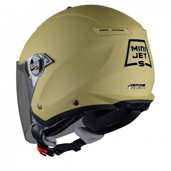 Astone Helmets Minijet S Desert jet helmet