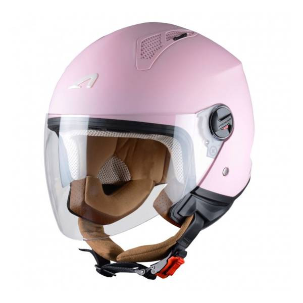 Astone Helmets Minijet S Flamingo jet helmet