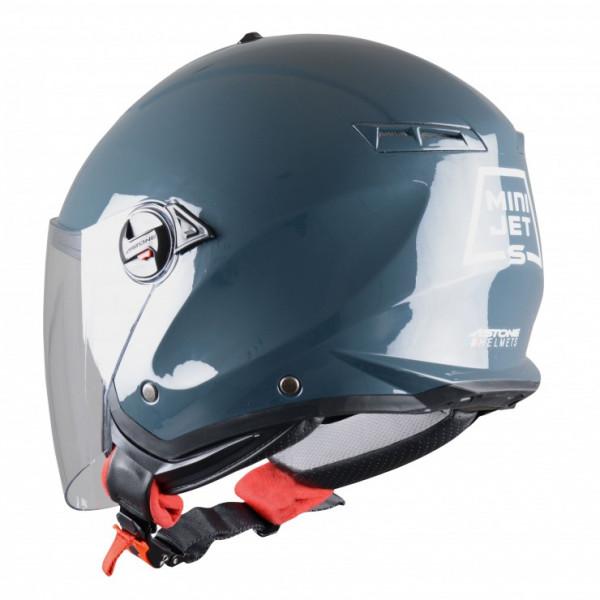 Astone Helmets Minijet S jet helmet dark grey