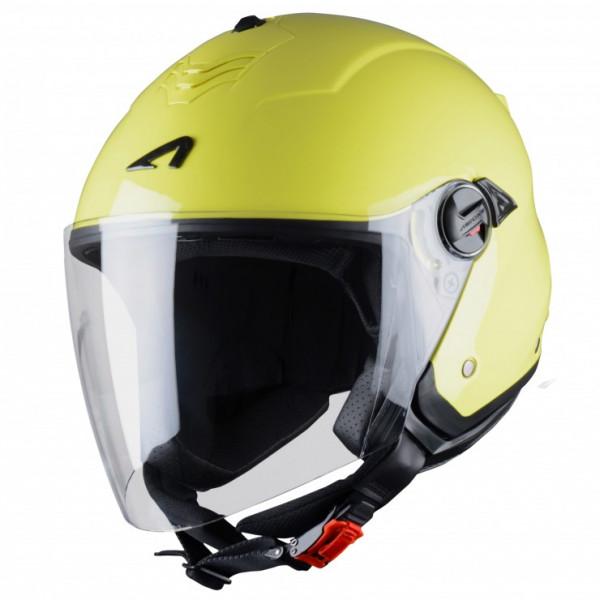 Astone Helmets Minijet S jet helmet Lemon