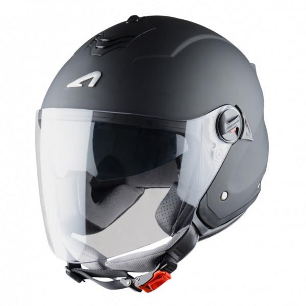 Astone Helmets Minijet S jet helmet matt black
