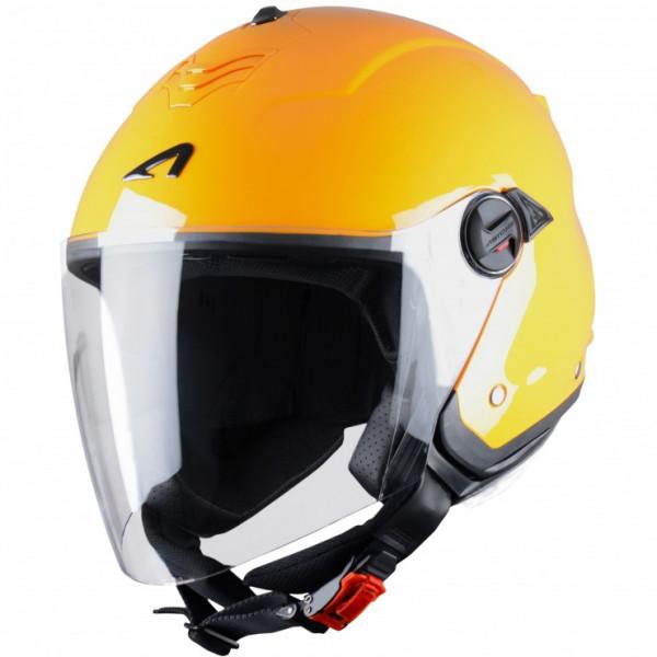 Astone Helmets Minijet S Orange jet helmet