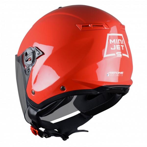 Astone Helmets Minijet S jet helmet Red