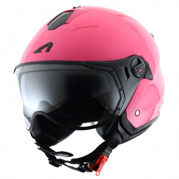 Astone Helmets Minijet Sport jet Helmet gloss pink