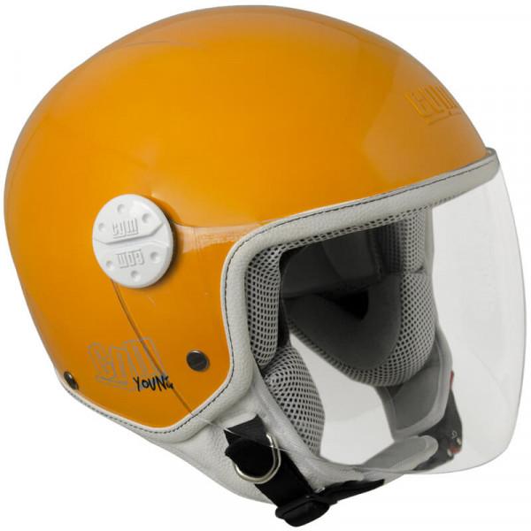 CGM Varadero Smile kid jet helmet Orange