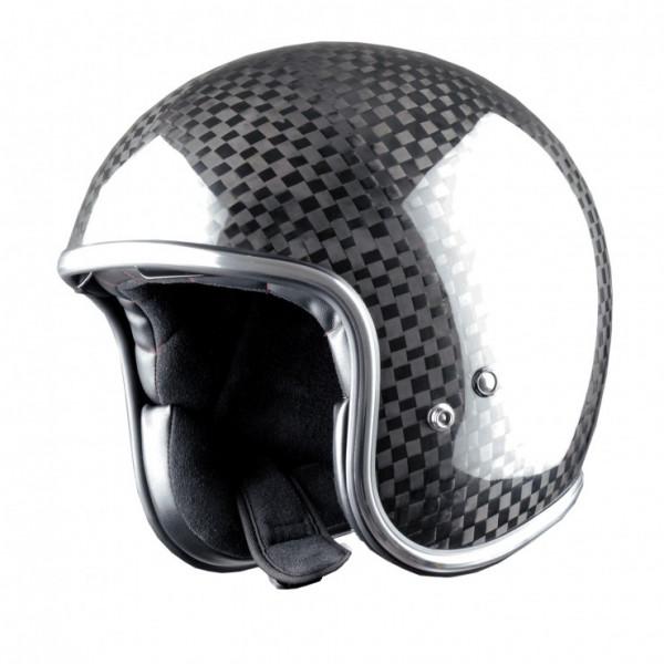 Astone Helmets Vintage Vendome Carbon jet Helmet