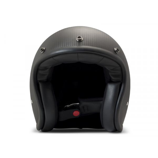 DMD Vintage jet helmet Carbon