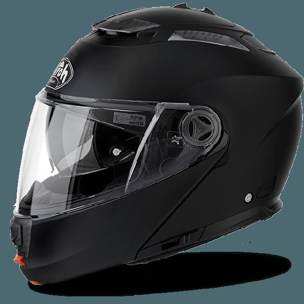 Airoh Phantom S Pinlock Included Color flip up helmet black matt