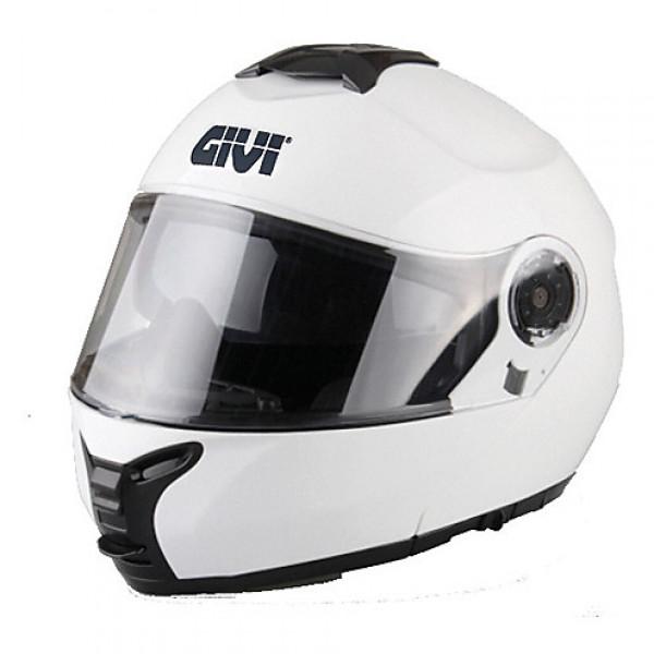 Givi modular helmet X21 Challenger gloss white