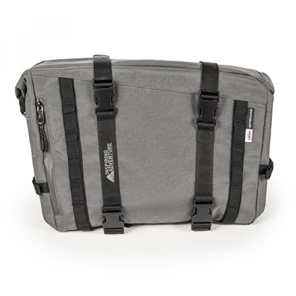 Kappa RA316 pair of side bag 25lt Grey