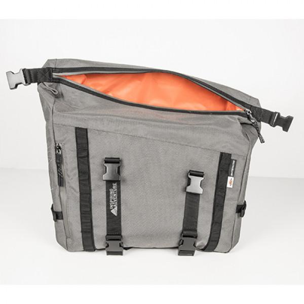 Kappa RA316 pair of side bag 25lt Black
