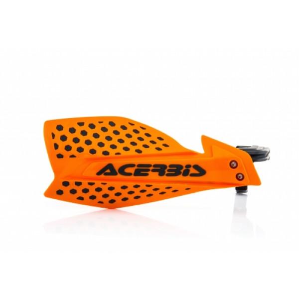 Acerbis pair of handguard cross X-Ultimate orange black
