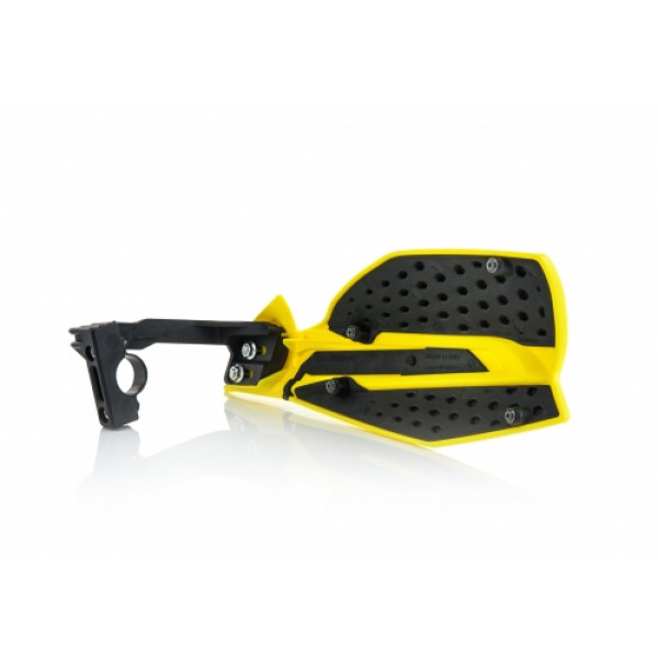 Acerbis pair of handguard cross X-Ultimate yellow black