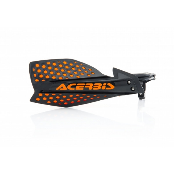 Acerbis pair of handguard cross X-Ultimate black orange