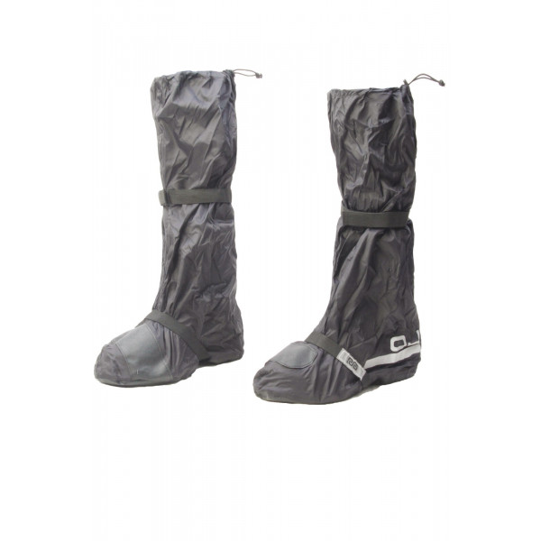 OJ Compact and Black watrproof coverboots
