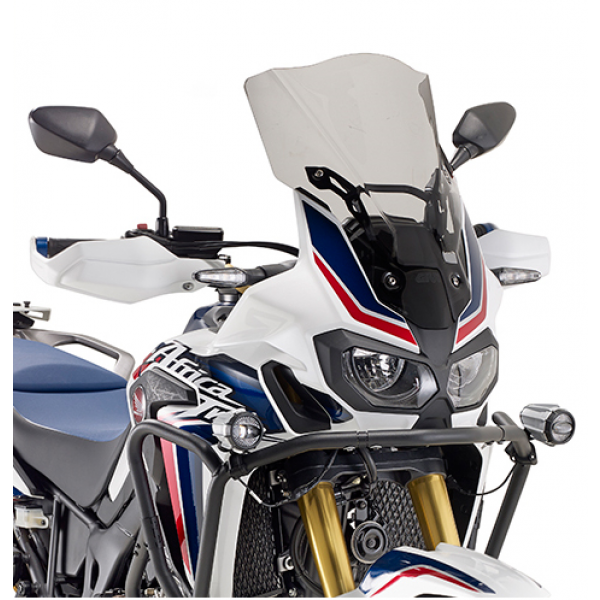 Givi d1144s Smoke dome for Honda CRF1000L Africa TWIN 2016