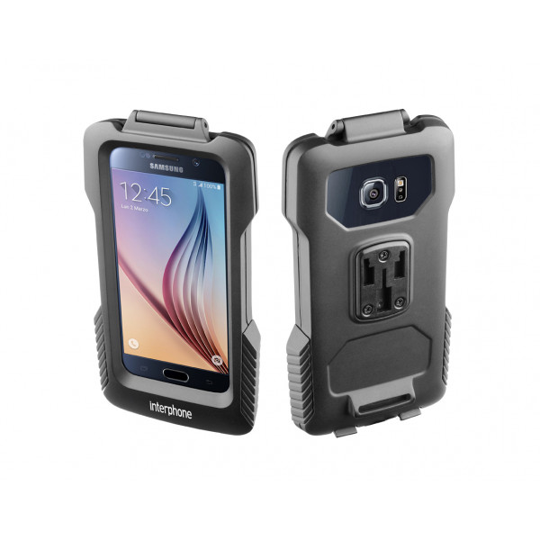 Cellular Line Pro case for GalaxyS6 and GalaxyS6 Edge for scooters