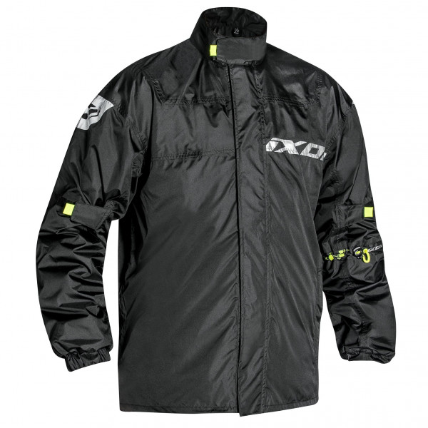 Ixon MADDEN waterproof jacket black yellow